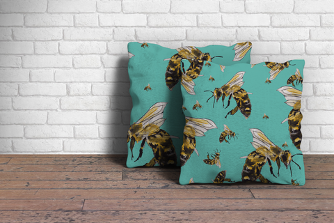 wasp cushion