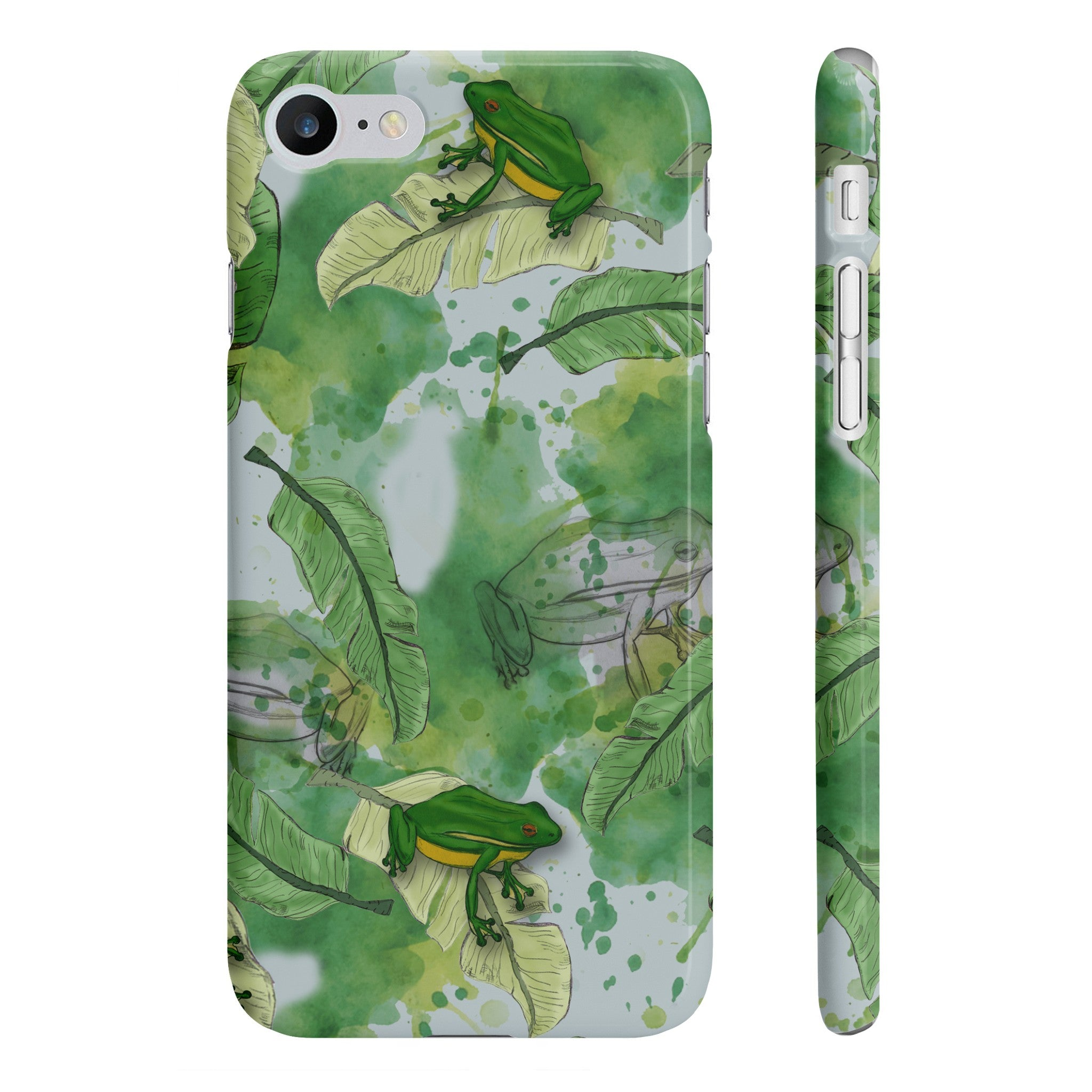 Rainforest iPhone 7 Case - sleekitstore