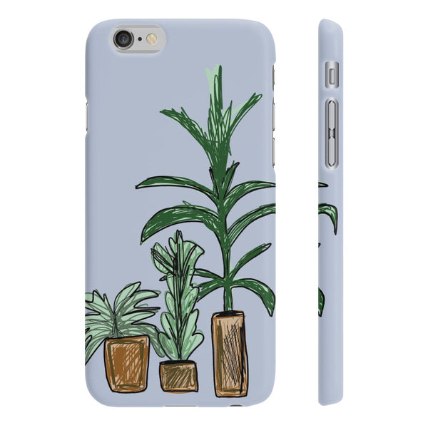 Plants Slim Phone Case - sleekitstore