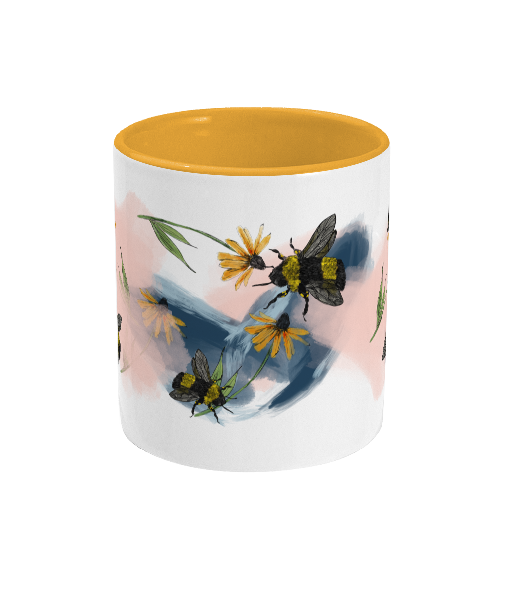 Bee my daisy ceramic