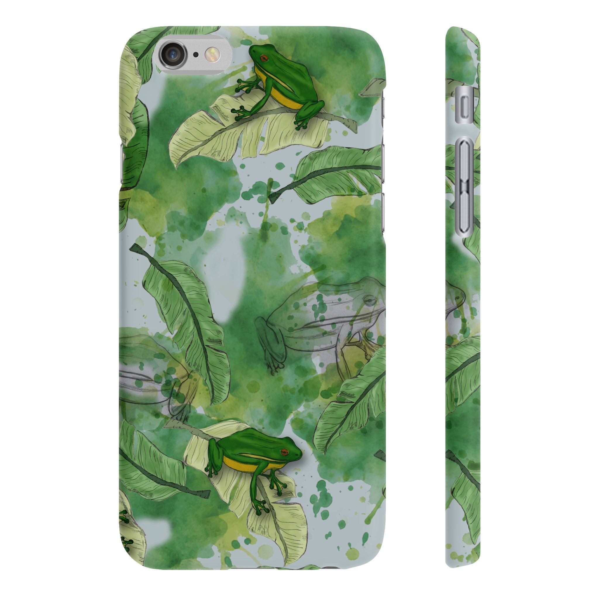 Rainforest frogs Iphone 6/6s - sleekitstore