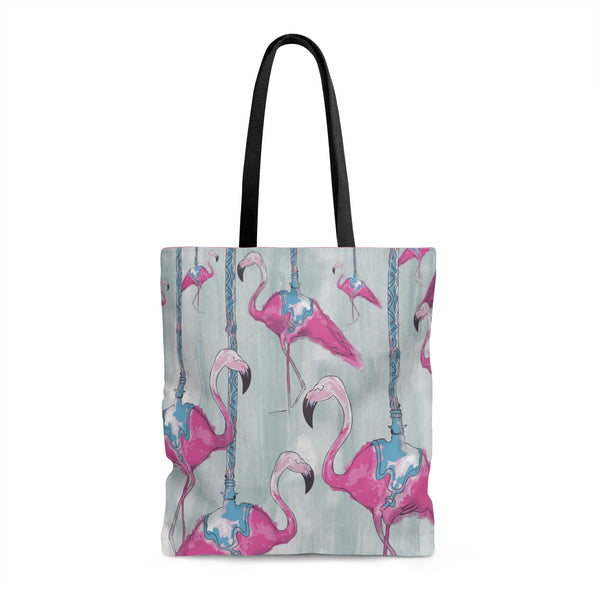 Flamingo Tote Bag - sleekitstore