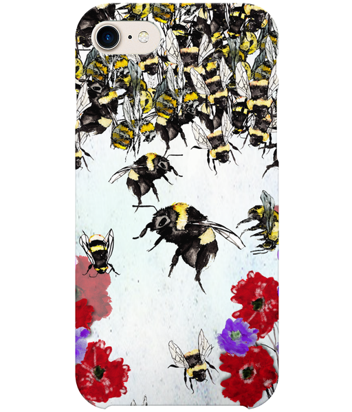 iPhone 8 - Classic bee print