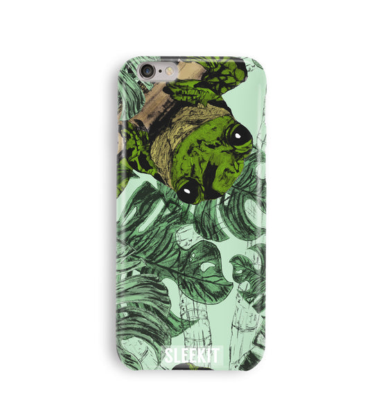 Tropical Frog Case