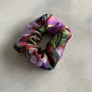 Purple Scrunchies