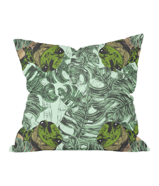 Frog Cushion Design - sleekitstore