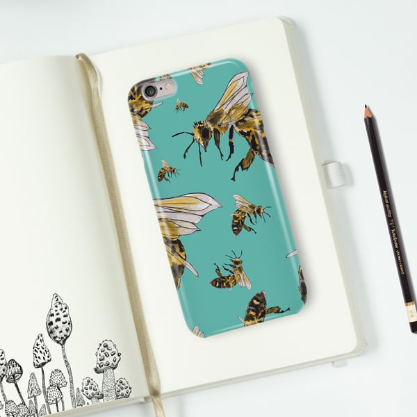 Pastel Wasp Case - sleekitstore