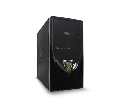 Zebronics Bling (ZEB-96B) computer cabinet without SMPS for desktop ...