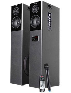 Intex IT-TW XM 12004 TUFB The Party Booster tower speaker | Bluetooth | - Tulip Smile
