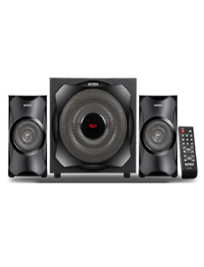 Intex 2.1 XM BOMB SUFB multimedia speaker SD/USB/FM/BT/AUX - Tulip Smile