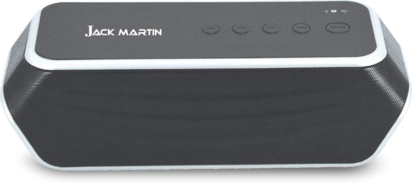 Jack Martin Concerto Portable Bluetooth Speaker - Tulip Smile