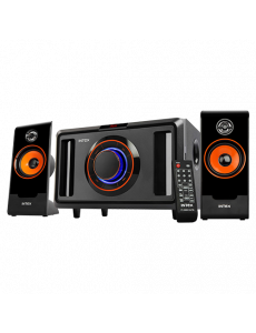 Intex 2.1 XM 2590 SUFB multimedia speaker SD/USB/FM/BT/AUX - Tulip Smile