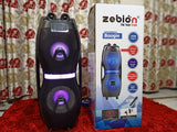 Zebion Boogie party speaker 100W RMS | Karaoke compatible | In-built amplifier