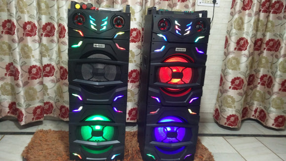 Zebion whambox POP DJ speaker | Karaoke compatible | - Tulip Smile