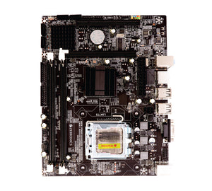 Zebronics ZEB-G41-D2 G41 chipset motherboard for intel socket number LGA75 - Tulip Smile