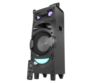 Zeb-Moving Monster X10 PLUS trolley speaker | Karaoke | Recording - Tulip Smile
