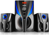 Intex 2.1 XV Jazz SUFB multimedia speaker USB/SD/FM/BT/AUX - Tulip Smile