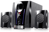 Intex 2.1 XV 2100 DG FMUB multimedia speaker FM/USB/BT/AUX - Tulip Smile