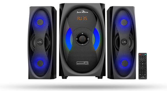 Jack Martin Allure 2.1 Channel Multimedia Speaker 65W RMS - Tulip Smile
