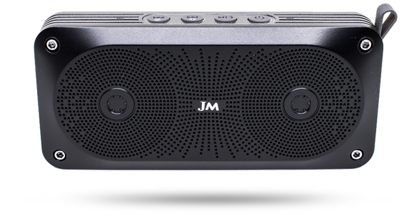 Jack Martin Handy Portable Bluetooth Speaker - Tulip Smile