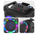 Zebronics Zeb-Moving Monster 2x7 Plus BT / USB / Micro SD / FM / AUX  / Mic Input - Tulip Smile