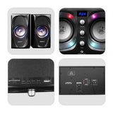 Zebronics Cosmos 2.2 Multimedia speaker with 1 Year Manufacturer warranty - Tulip Smile