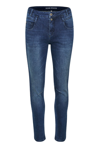 DHNew Finch Free Dark Blue Wash