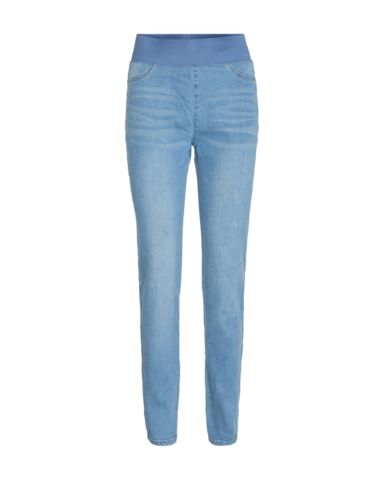 FQShantal Pants Denim LIght Blue