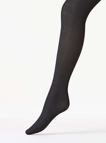 Tights black - Microfiber 60 den