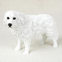 GREAT PYRENEES STANDARD FIGURINE