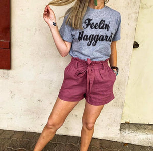 Feeling Haggard Tee - Absolute Paris Boutique