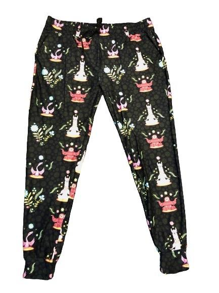Yoga Animals full length jogger - Absolute Paris Boutique