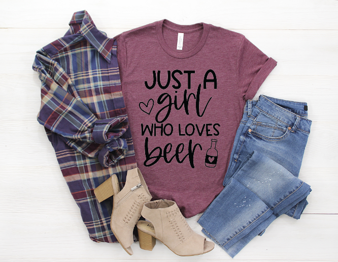 A Girl Who Loves Beer--Shop-Absolute Paris Boutique-Womens-Clothing-Store