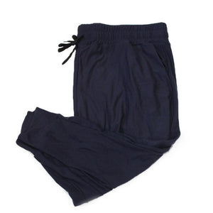 Navy Capri Jogger--Shop-Absolute Paris Boutique-Womens-Clothing-Store