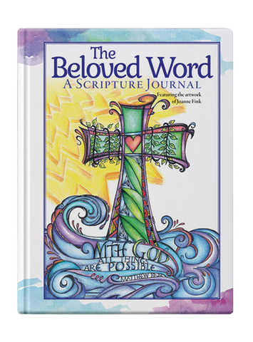 The Beloved Word - Scripture Journal #0261 - Absolute Paris Boutique