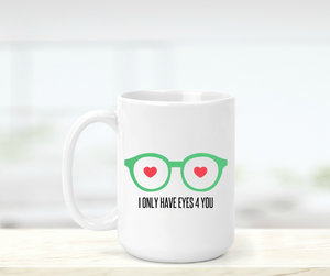 Eyes 4 You Mug - Absolute Paris Boutique