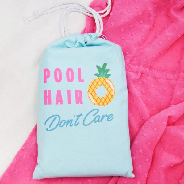 Pool Hair Don't Care Quick Dry Beach Towels-towels-Shop-Absolute Paris Boutique-Womens-Clothing-Store