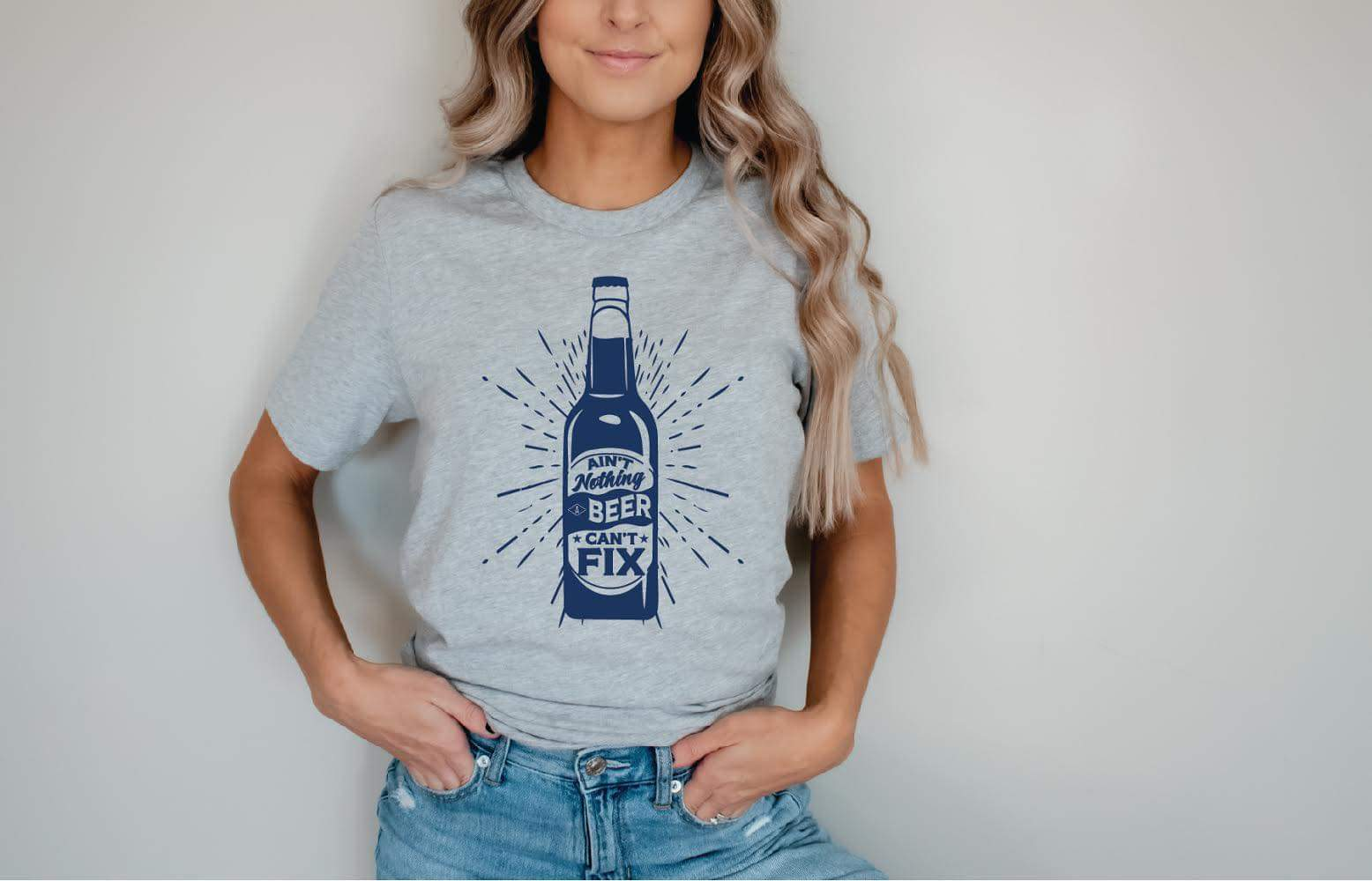 Aint Nothing Beer Cant Fix--Shop-Absolute Paris Boutique-Womens-Clothing-Store