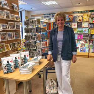 Lesley Pearse - Book Signing