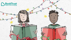 Please join us in supporting Booktrust during this festive season
