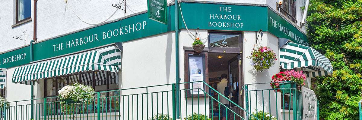exterior image of Harbour Bookshop Kingsbridge