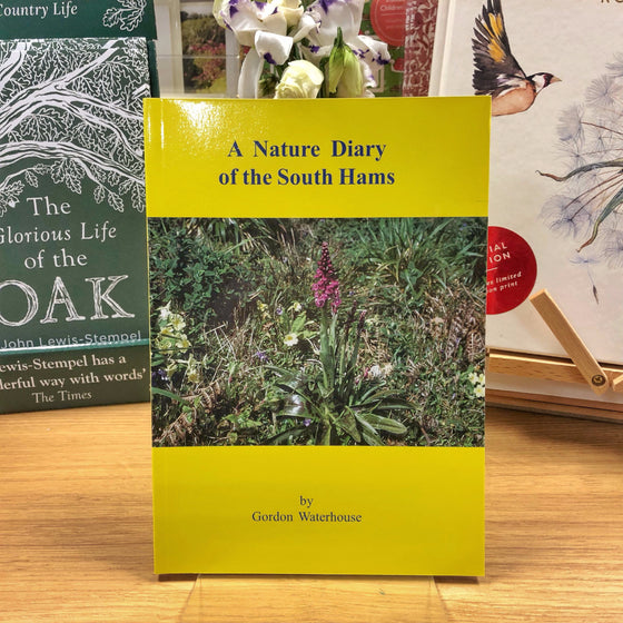 A Nature Diary of the South Hams by Gordon Waterhouse - Harbour Bookshop