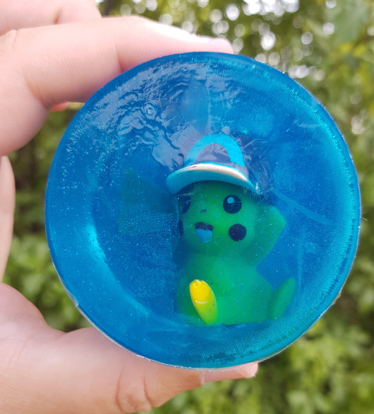 HIDDEN TOY SOAP