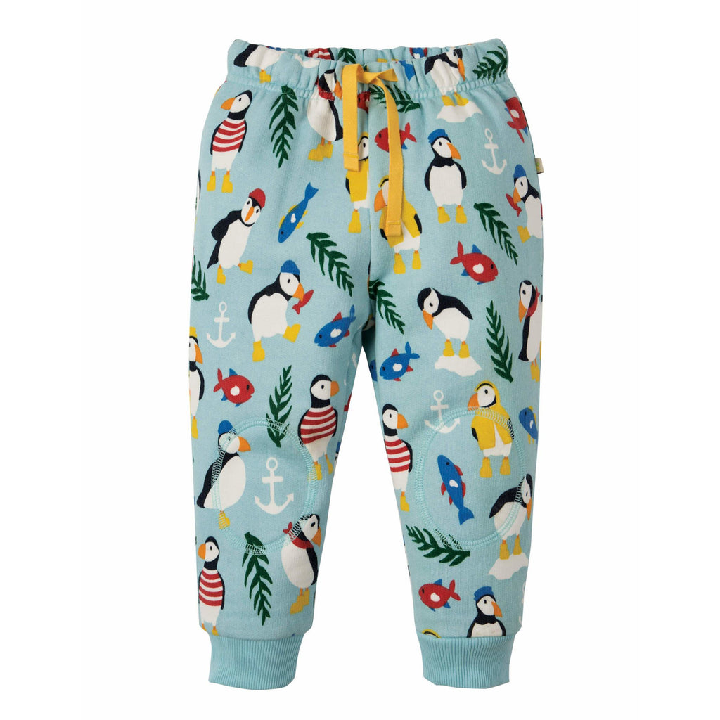 Pantaloni copii  model pinguin, Frugi