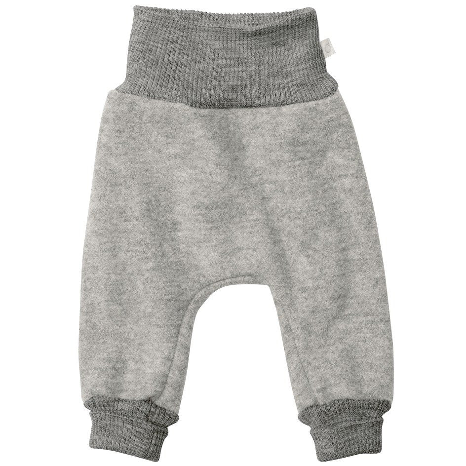 Bloomers Disana lână organica boiled wool - Grey