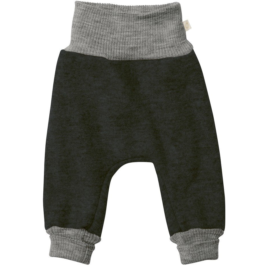 Bloomers Disana lână organica boiled wool - Anthracite