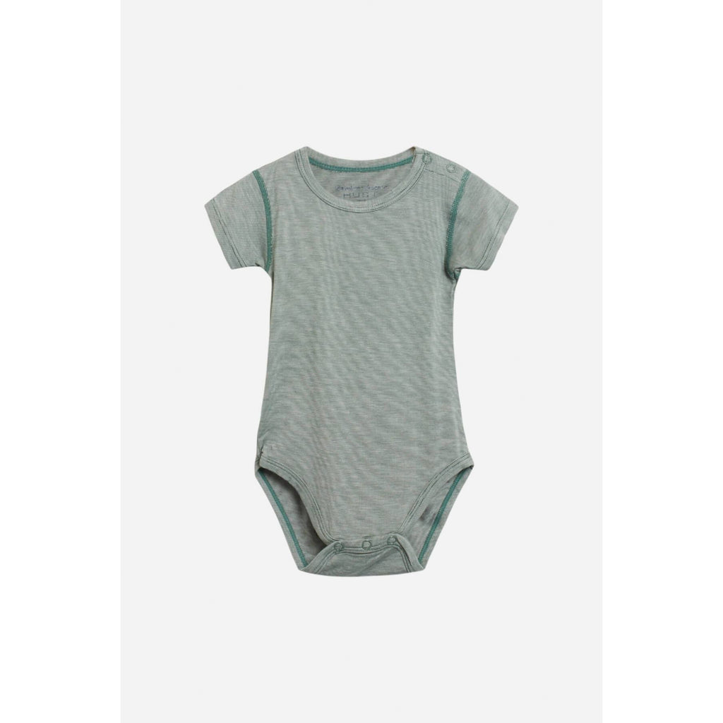 Body Hust&Claire Bue din bambus, Duck Green