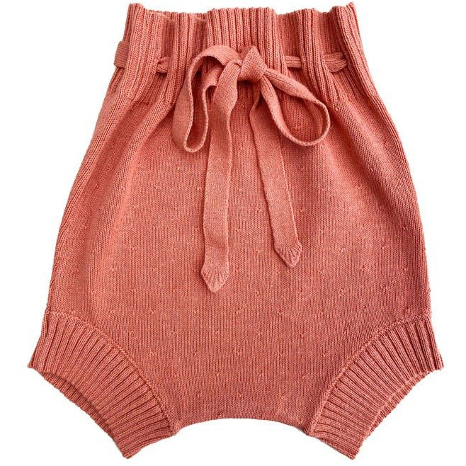 Bloomers Mabli Knits din in si bumbac organic, Blossom