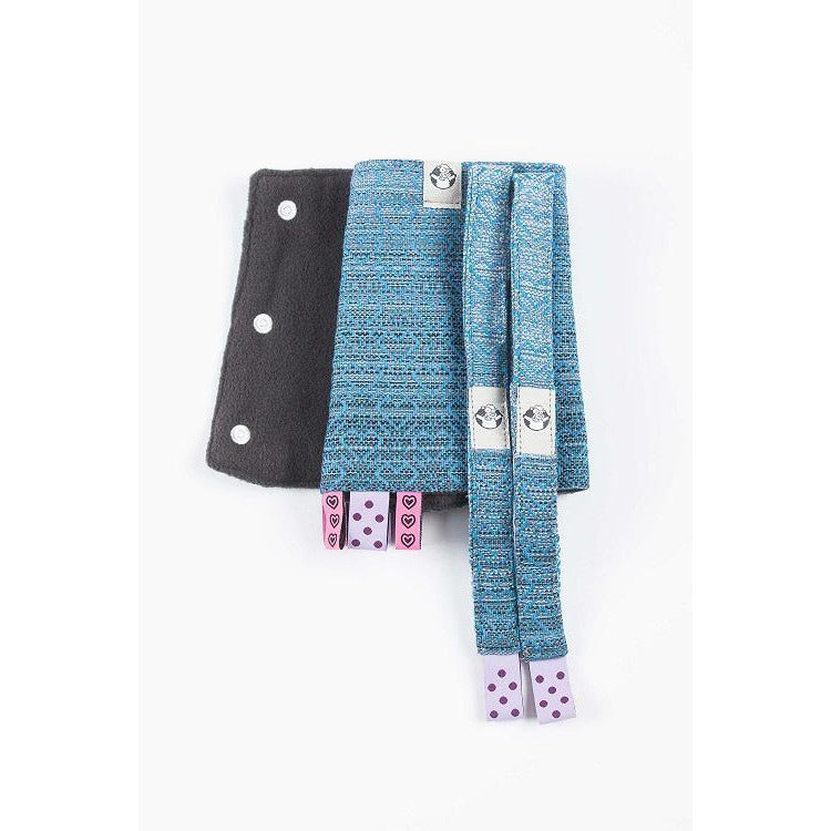 Protectii bretele sisteme purtare  - Lenny Lamb - Big Love - Ombre Light Blue