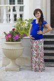 Underbelly Floral Georgette Maternity Skirt